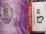 Cashmere Toilet Tissue 24 rolls £3.99 @ Poundstretcher
