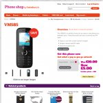 Alcatel VM585 £5 - Sainsbury's