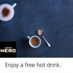 Cafe Nero Free Hot Drink O2 Priority