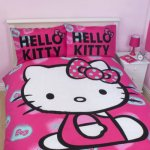 ** Hello Kitty Duvet Set Double now only £6.75 @ George **
