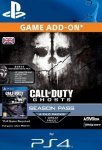 Call of Duty Ghosts Season Pass PS4 only £14.95 trusted seller RRP £34.99 @ ebay CDKEYChampions