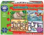 Orchard Toys Animals first counting puzzle (4 in a box) £1 @ Sainsburys