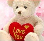 Win A Love You Teddy Bear @ Big Fat Balloons