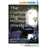 The Complete Sherlock Holmes (Illustrated) [Kindle Edition] @ Amazon