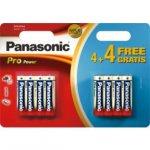 Panasonic Pro Power AA Batteries - 4 Pack + 4 Free £1.50 @ Argos
