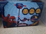 Spiderman 3 wheeled scooter £5 @ Tesco Horwich