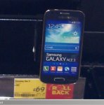 Samsung Galaxy Ace 3 - 4G handset - £69 @ ASDA LEYTON - No Topup Required
