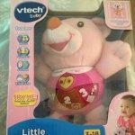 Vtech Little singing bear - £3 instore @ Sainsbury's