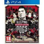 (PS4) Sleeping Dogs - Definitive Edition (With Artbook) - £14.95 - TheGameCollection