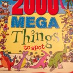 Who's Hiding: 2000 Mega Things to Spot @ Homebargains for £1.99