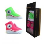 Converse baby girls booties socks twin pack £4.99 @ Argos free c+c