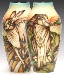 WIN a hand-made Moorcraft Vase worth £795 @  Horse and countryside
