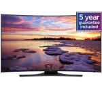 "SAMSUNG Smart 4k Ultra HD 55"" Curved LED TV £1199 with code @ Currys"