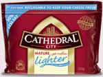 350g Cathedral City Mature Lighter Cheese £1.25 instore Jack Fultons Foods. Short best by date.