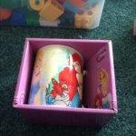 Disney princess mug 25p tesco instore