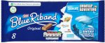 Blue Riband Original Multipack (8 x 19g) was £1.69 now 82p @ Morrisons