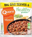 Quorn Mince (500g) was £2.99 now £1.40 @ Morrisons