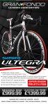 Ribble Full Carbon Bike with Ultegra 6800 group set