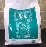 Tilda long grain 5kg bags £3.00 @ Asda instore