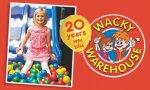 WIN! A year's free play at Wacky Warehouse @ Asda
