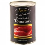 PLUM TOMATOES 400G 29p - 2 for 49p @ Poundstretcher