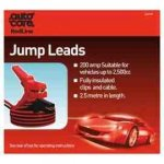 Auto care jump leads now £4.00 online at Tesco with Free C+C