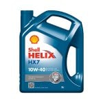 Shell Helix HX7 10W-40 5Ltr @ carparts4less £15.99