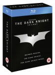 The Dark Knight Trilogy Blu Ray £12.99 sold by theentertainmentstore on eBay