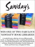 Win One of Two Fabulous 'Sawday's' Book Libraries @ Vintageroots