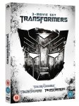 Transformers 1-3 (DVD Boxset) £4.99 Delivered @ TheEntertainmentStore Via eBay