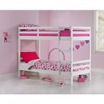 Francis White wooden bunk bed £69.99 + £8.95 Delivery Argos £78.94 + recieve £5 voucher