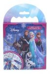 Disney Frozen Carry Along Colouring Set With Crayons £1 or Frozen Colouring & Activity Book pack £1 instore @ Poundland