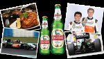 WIN AN EXCLUSIVE LOOK AT HOW A F1TM TEAM IS RUN!   @  Kingfisher Beer
