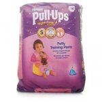 Huggies Pull Ups Night Time Potty Training Pants £2.49 plus £3.49 p&p on Chemist Direct