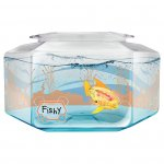Hexbug Aquabot 2.0 Pet Fish & Bowl, Assorted John lewis reduced from £14.99 to £3.74