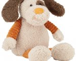 John Lewis Plush Dog, 19cm, reduced to clear £2