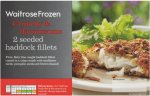 Haddock (60%) Fillet Fingers formed from line caught haddock fillet pieces in a breadcrumb coating from Waitrose was £2.99 now £2.00 @ Waitrose