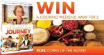 Win a Cooking Weekend Away for Two @ Movie Comps