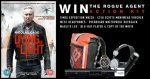 Win the Rogue Agent Action Kit with The Dying of the Light @ Movie Comps