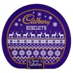 Cadbury Jumper Chocolate Biscuit Tin 335g just £2.50 at Ocado was £10.00