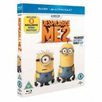 Despicable Me 2 (With UltraViolet) £4.53 @ Zoverstocks / Rakuten