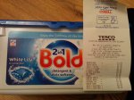 bold 2 in 1 tablets (33) £2.75 @ Tesco