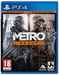 Metro Redux (PS4) £13.37 Delivered @ Base Via Rakuten (Using Code)