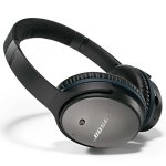 Bose QuietComfort 25 Noise Cancelling headphones - Black/White - £193.97 @ Amazon.es delivered, 30% cheaper than Amazon.co.uk (£270) !