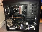 watercooled gaming pc for sale.
