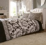 Catherine Lansfield Victoriana King size Quilt cover £15 reduced from £50 @ Tesco direct