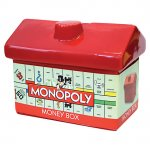 Monopoly Money Box - Now half price £6.50 @ John Lewis (Free Click & Collect)