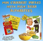 WIN kids' books and BEAR goodies worth £145 with Parentdish