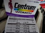 Centrum Woman Vitamins 3 for £3.84 @ Boots