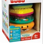 Fisher price tiger stacker age 6 months plus £2.50 @ Asda instore
